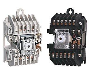 Mechanically Held Multi Pole Lighting Contactors Allen Bradley