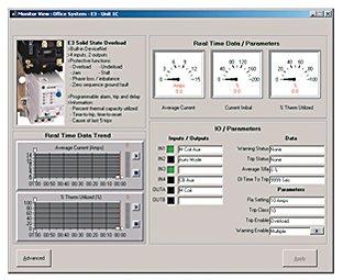 Oprogramowanie IntelliCENTER dla centrów sterowania silnikiem