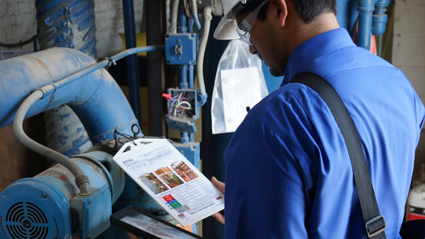 Have questions about lockout/tagout procedures? Get a comprehensive overview complete with definitions, examples, and the benefits of LOTO procedures. Download the eBook now.
