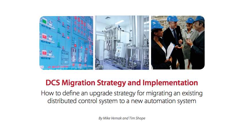 Learn more about DCS Migration Strategy & Project Implementation. Read the White Paper.