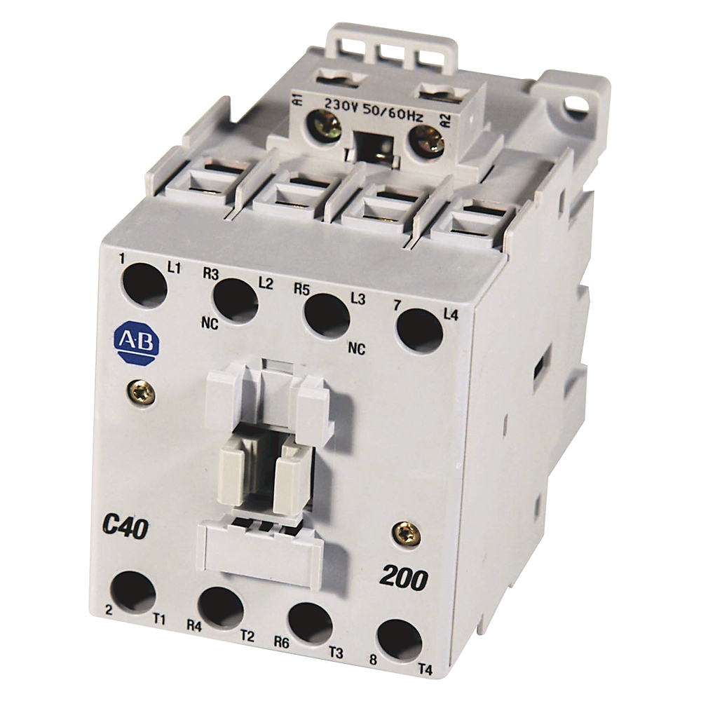 Allen Bradley 100-C40A200 40 Amp IEC Contactor