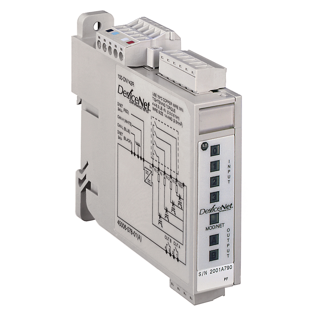 ROCKWELL AUTOMATION 100-DNY41R