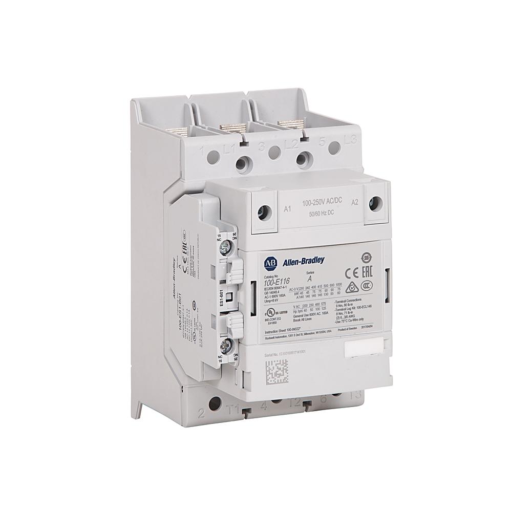 A-B 100-E116KD11 IEC 116 A Contacto