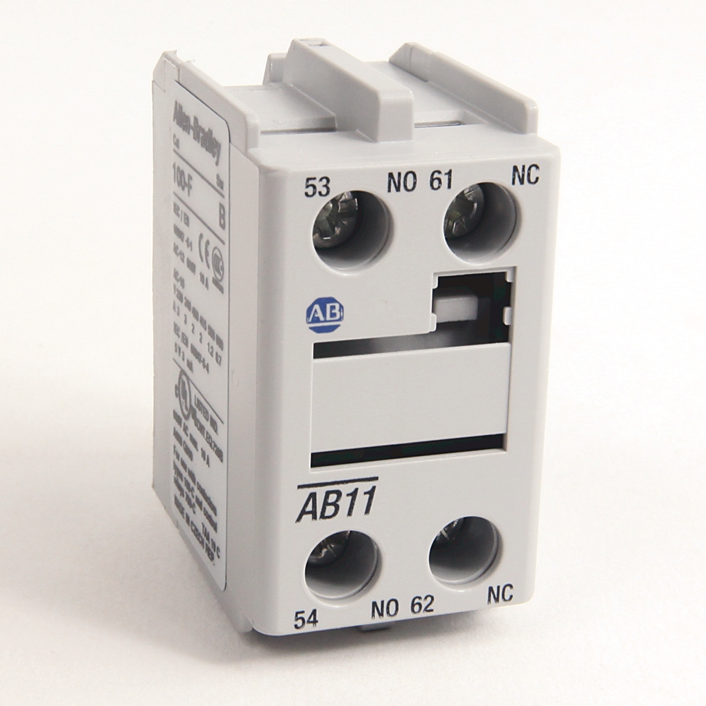 100-FAB31 AB AUXILIARY CONTACT 78118006720