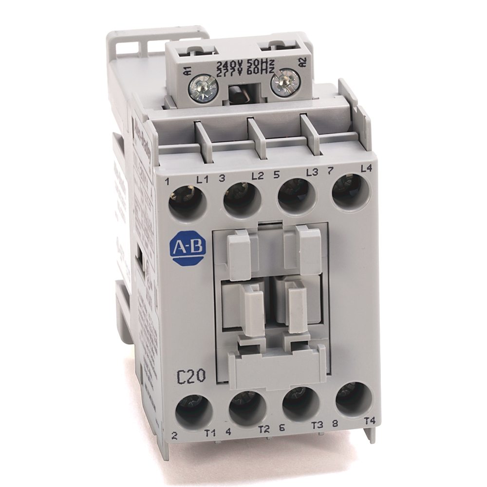 A-B 100L-C20ND4 Lighting Contactor