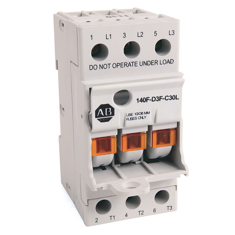 Rockwell Automation 140F-D3F-C30L