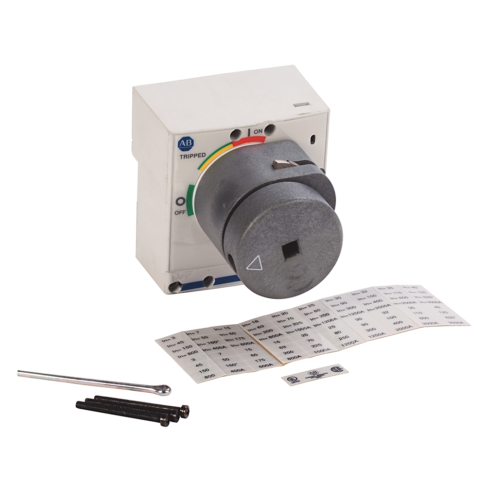 A-B 140G-G-RMX 140G Circuit-Breaker Accessory, Handle