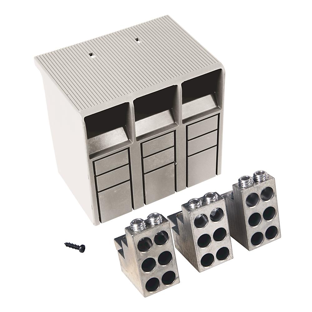 A-B 140G-H-MTL63 140G Circuit Breaker Accessory, Lug (Pkg of 3 Lugs)