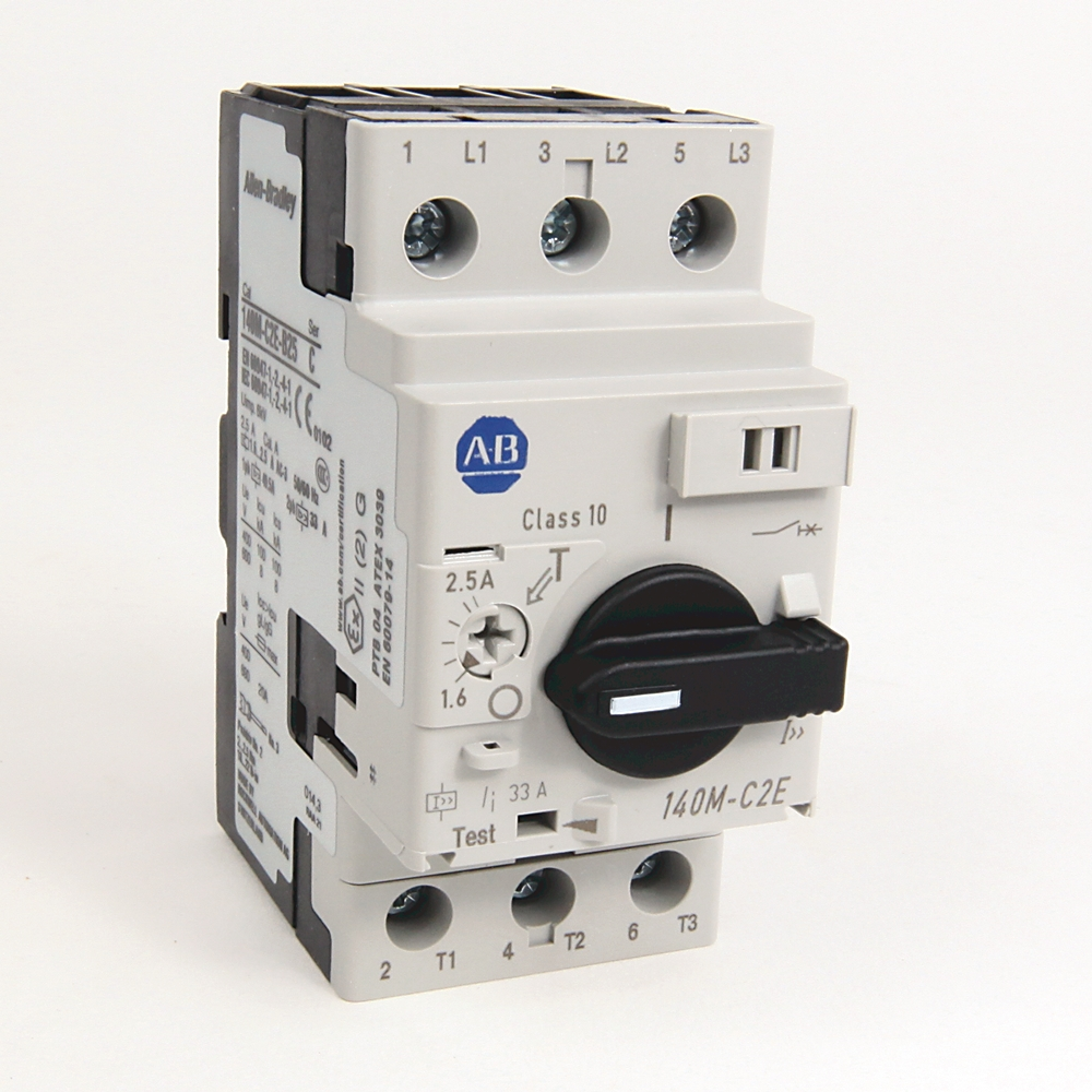 ROCKWELL AUTOMATION 140M-C2E-B63-DX