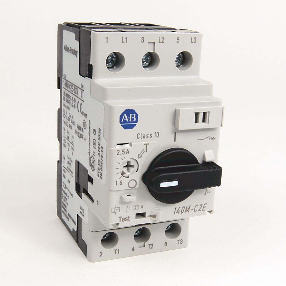 A-B 140M-C2E-A16 Mtr Prt Circuit Breaker Circuit-Breaker
