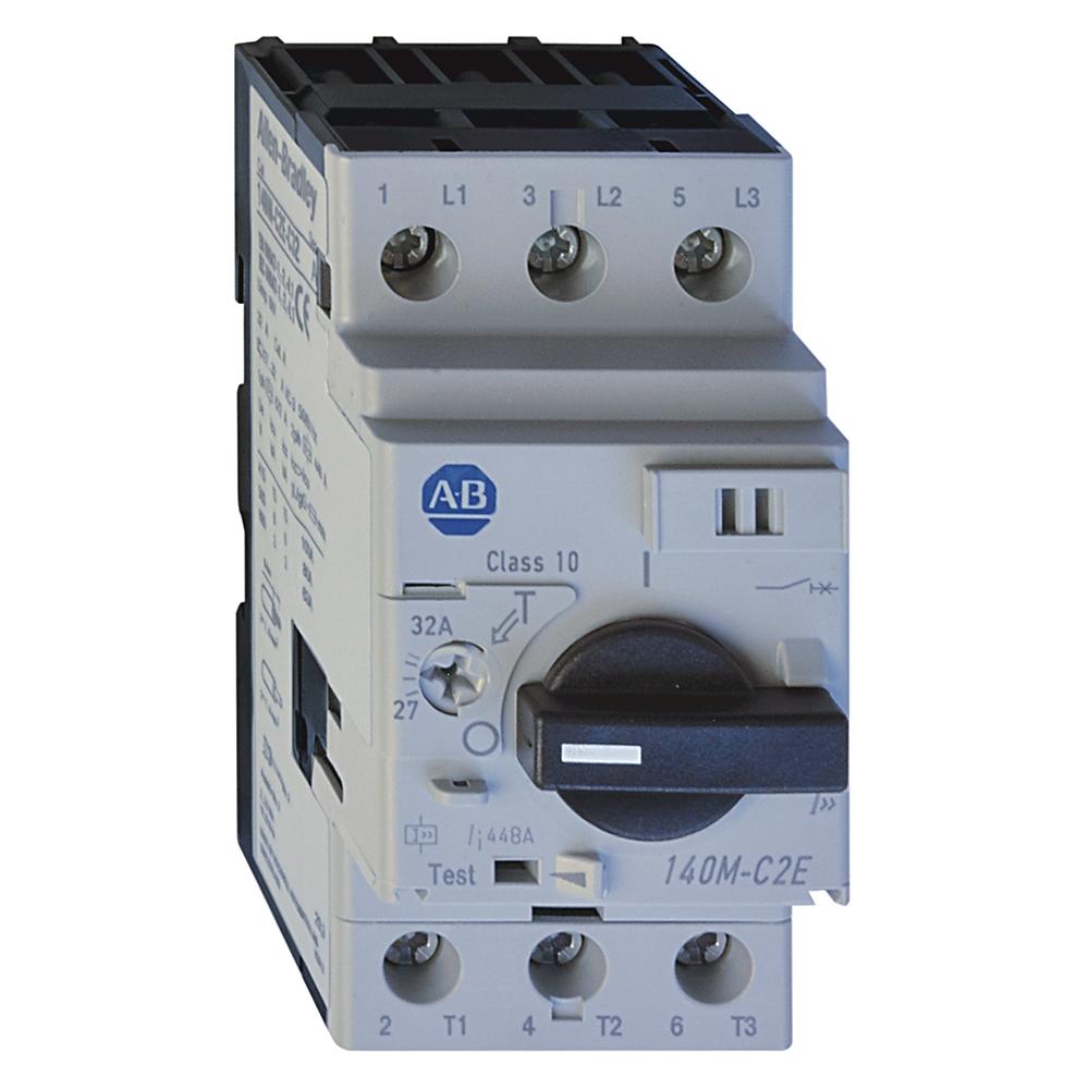 A-B 140M-C2N-A40 Motor Circuit Protector Circuit-Breaker
