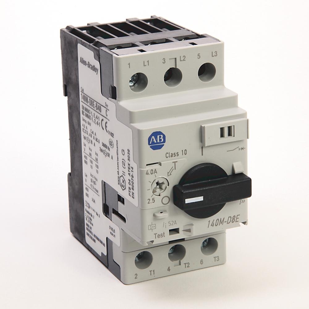 A-B 140M-D8E-B40 Mtr Prt Circuit Breaker Circuit-Breaker