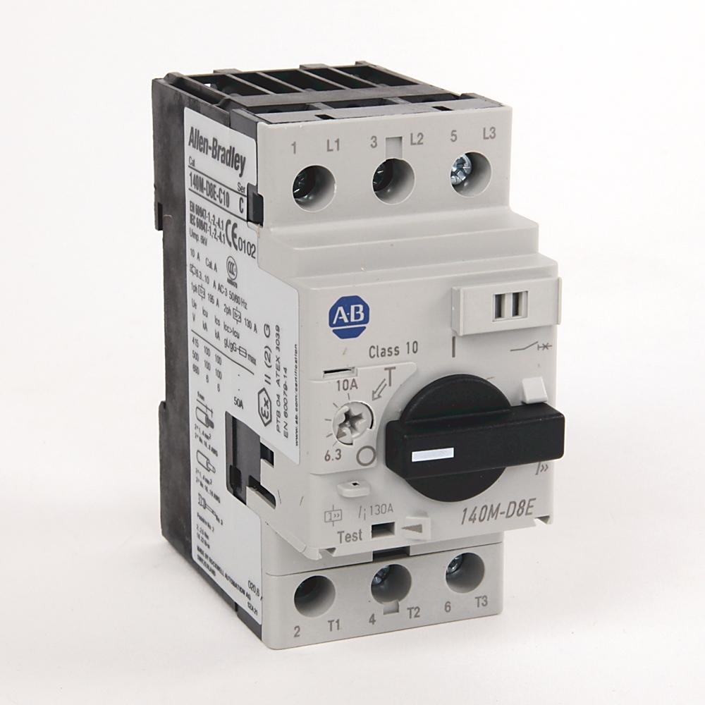 A-B 140M-D8E-C16 Mtr Prt Circuit Breaker Circuit-Breaker