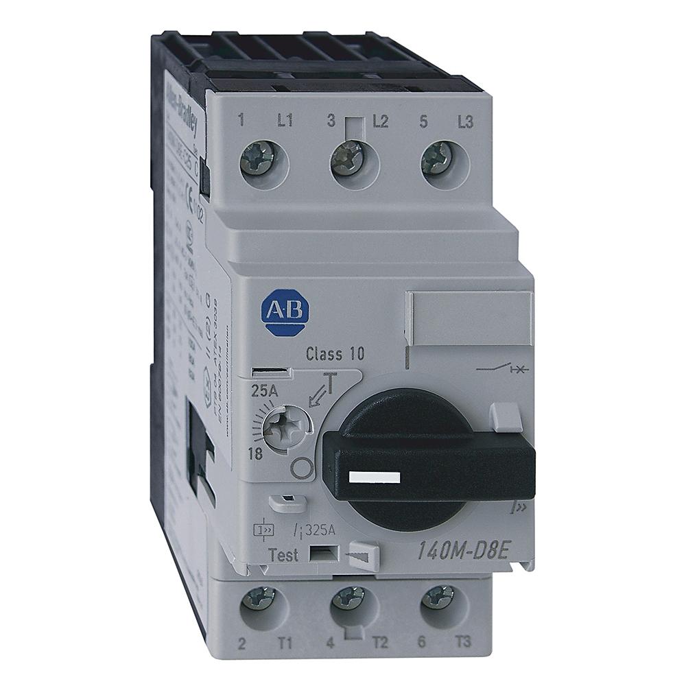 A-B 140M-D8N-C25 Motor Circuit Protector Circuit-Breaker