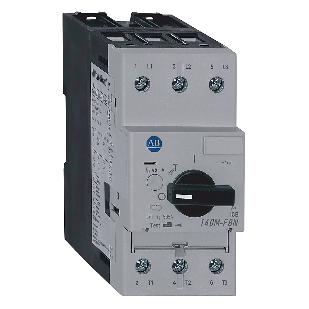 ROCKWELL AUTOMATION 140M-F8E-C45