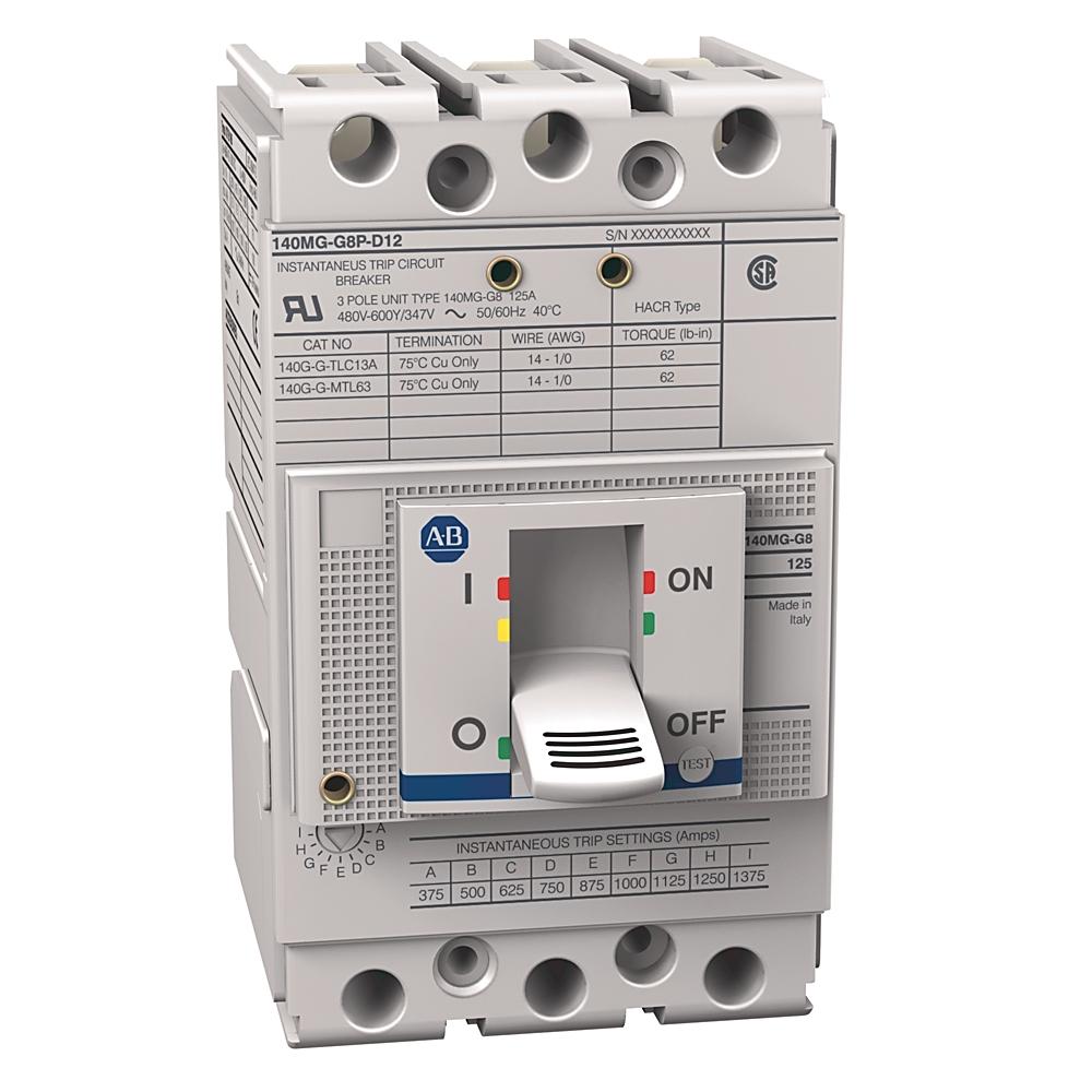 140mg Motor Circuit Protector Protection Breaker Audio