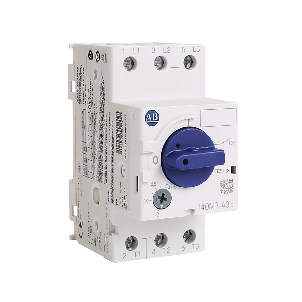 A-B 140MP-A3E-B63 Motor Protection Circuit Breaker