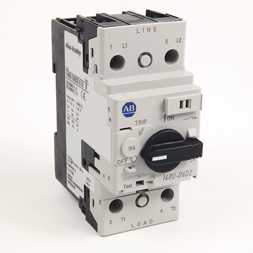 Allen-Bradley140U-D6D2-C10