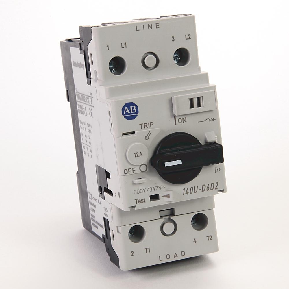 Allen-Bradley140U-D6D2-C12