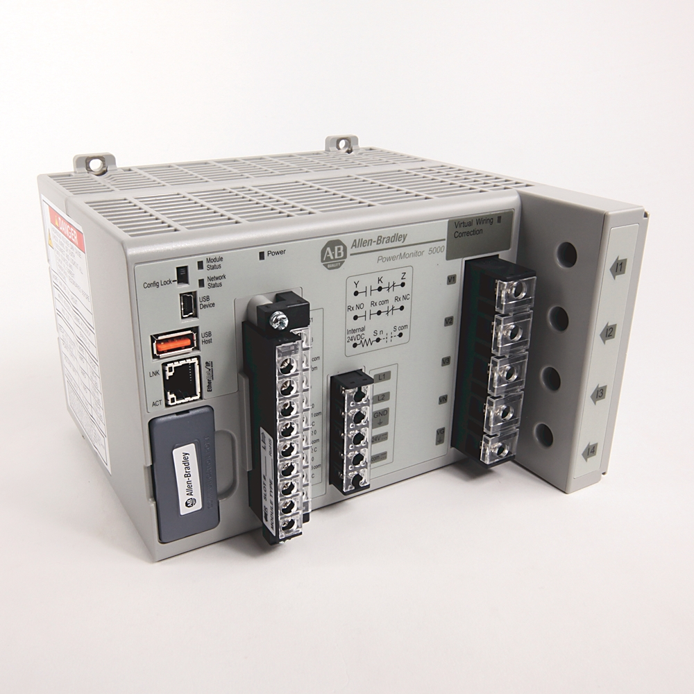 A-B 1426-M5E PowerMonitor 5000 Base Quality Meter | OneSource