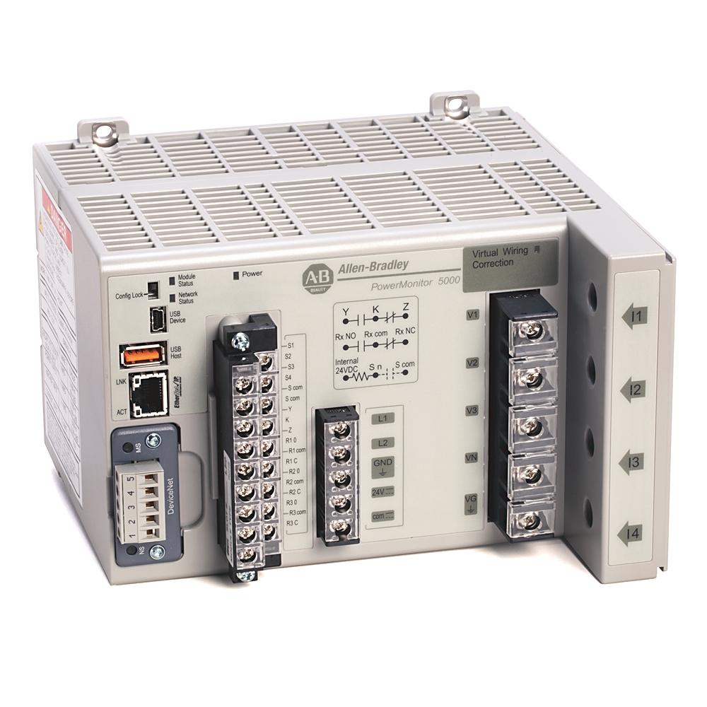 A-B 1426-M6E-DNT PowerMonitor 5000 Power Quality Meter