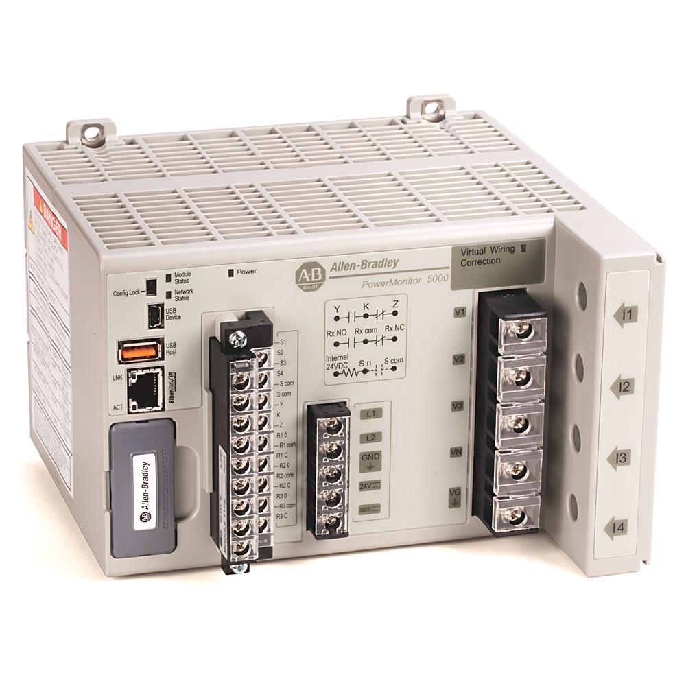 A-B 1426-M6E PowerMonitor 5000 Power Quality Meter