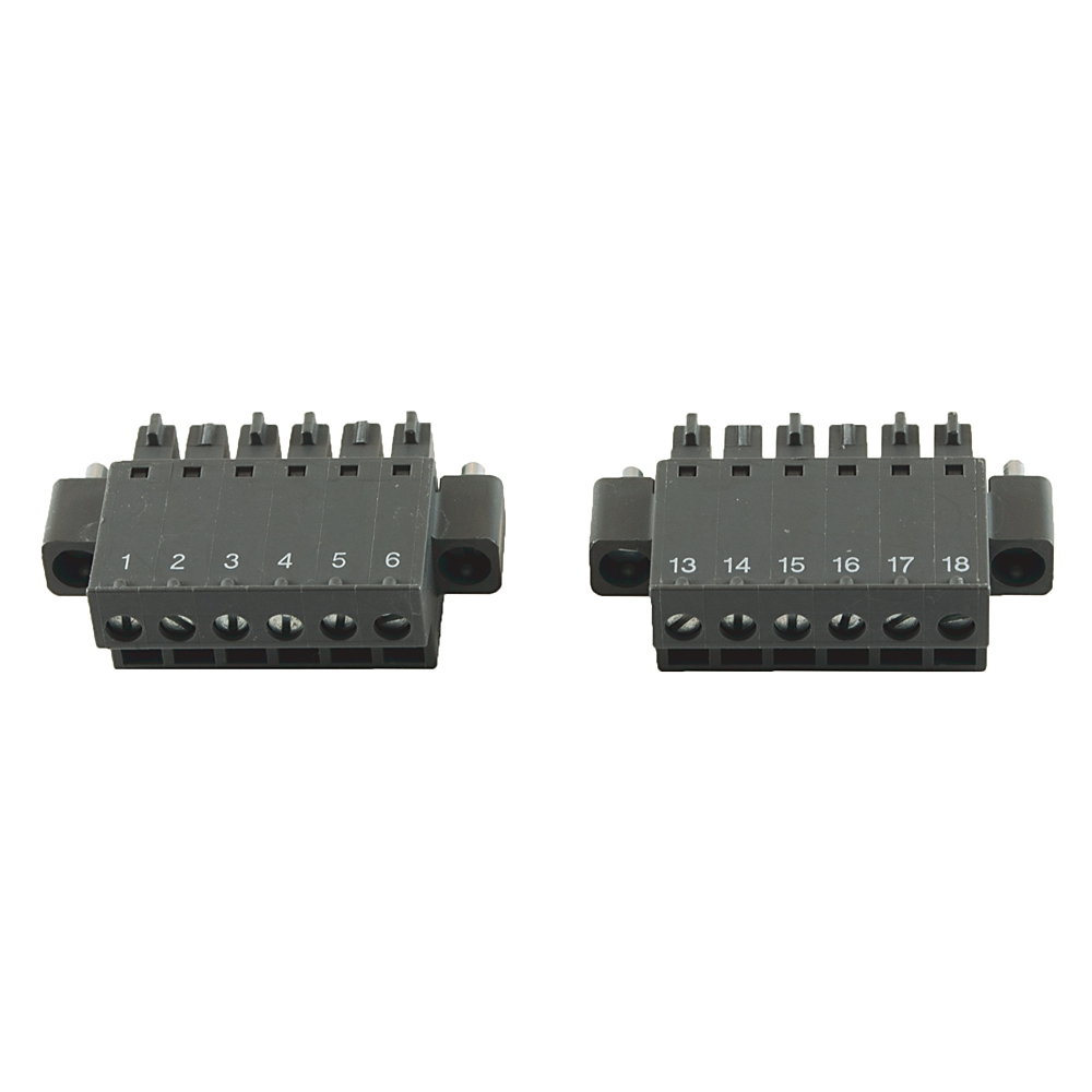AB 1444-TBB-RPC-SCW-01 Screw ClampRemovable Connector Set