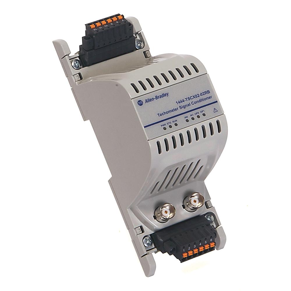 A-B 1444-TSCX02-02RB Expansion Tach Signal Conditioner Module