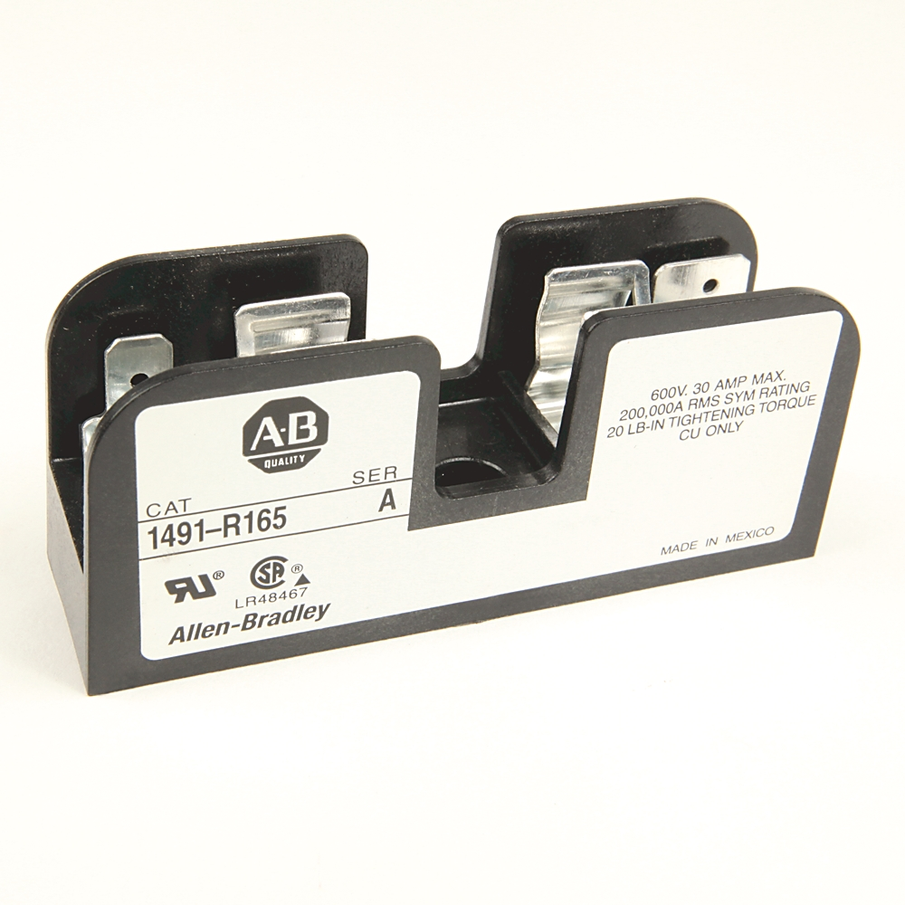 Electrical Components Fuses Relays Equipment And Littlefuse Fuse Box Holder 1491 R165 Ab Panel Mount Block