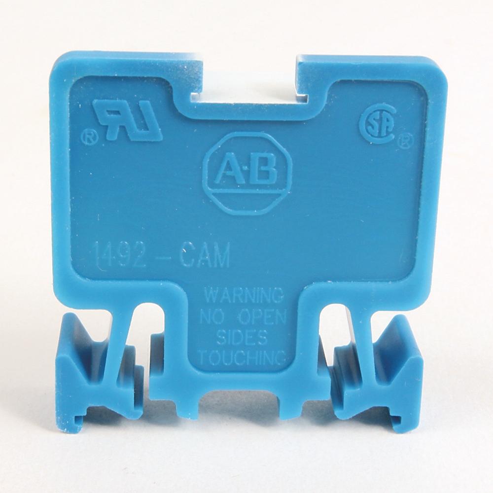 A-B 1492-CAM1 Term Block MULTI-Rail MTD 1P 55A WHT