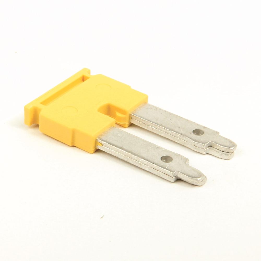 Allen-Bradley 1492-CJL10-2 2-Pole 10 mm Plug-In IEC Center Jumper