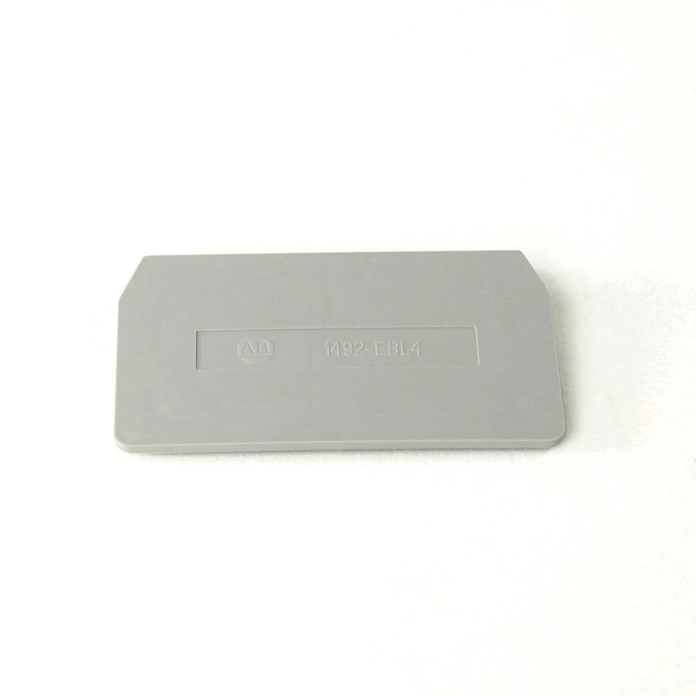 A-B 1492-EBL4 2 x 34.85 x 62mm IEC End Barrier