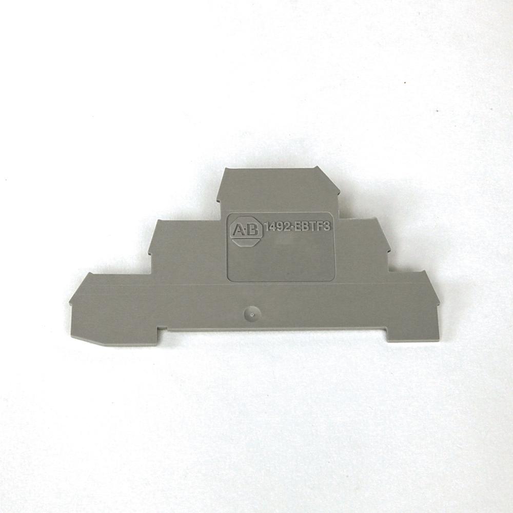 A-B 1492-EBTF3 IEC End Barrier, 1.5 x 89.1 x 44.1mm