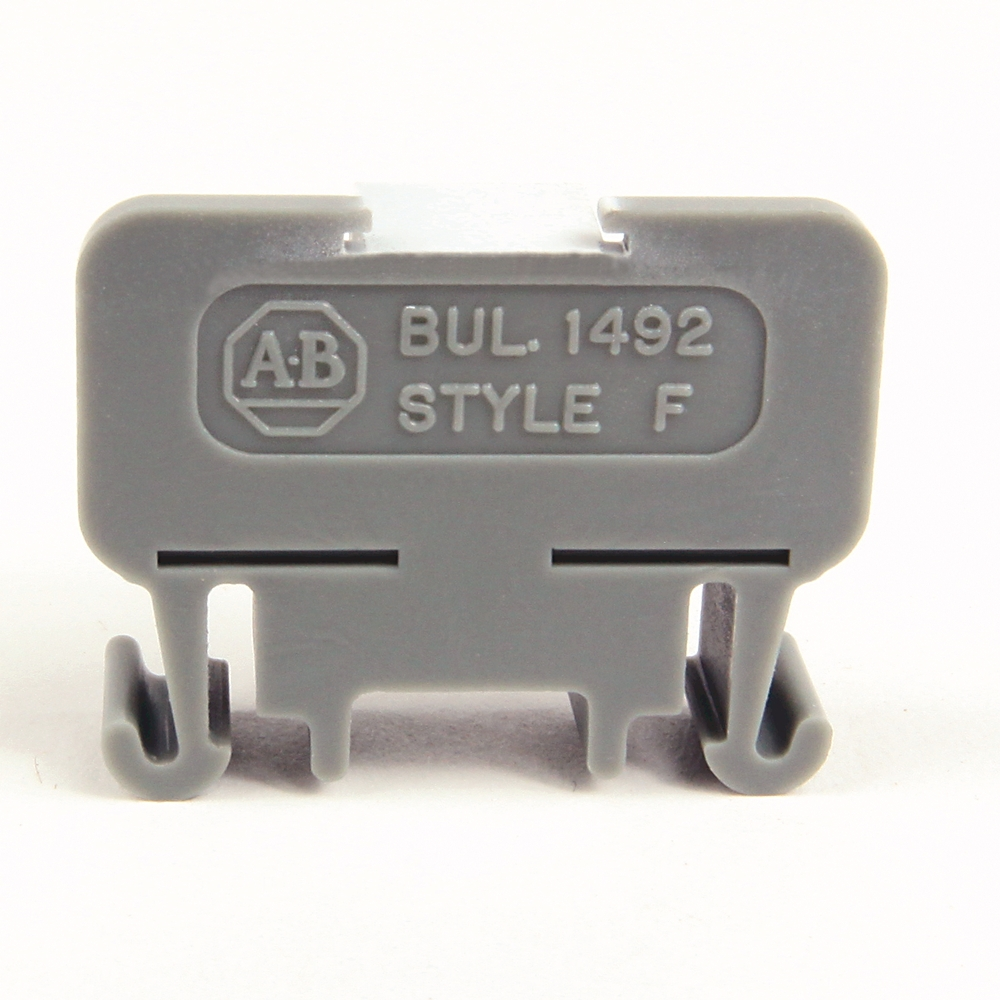A-B 1492-F1G Term Block Rail MTD 1P 25A GRN
