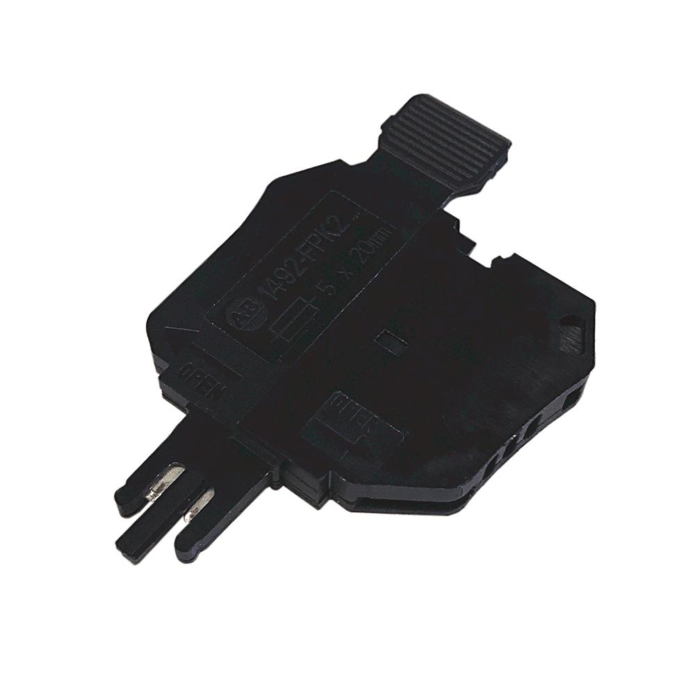 A-B 1492-FPK2 IEC Term Block No LED Fuse Lever