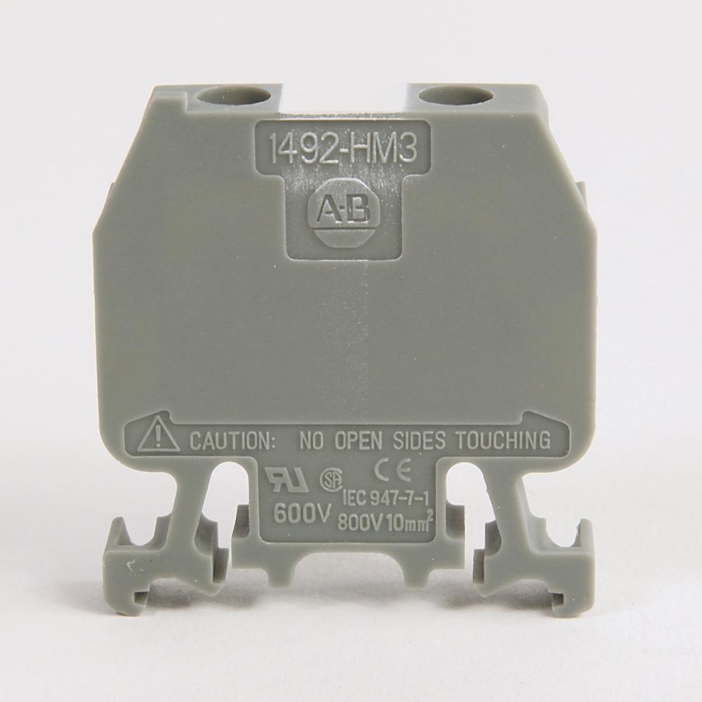 A-B 1492-HM3GY Term Block Multi-Rail MTD 1P 30A GRY