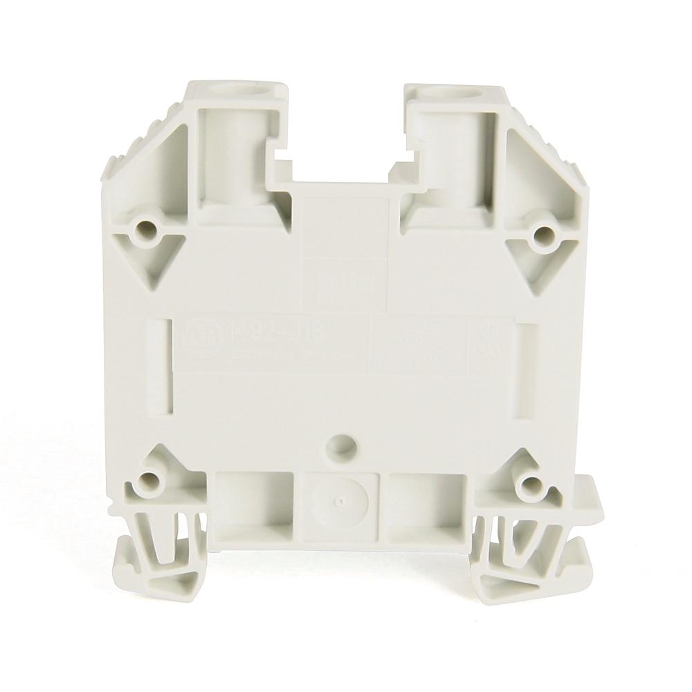 A-B 1492-J16-G IEC Term Block, 12 x 56 x 60mm, Screw