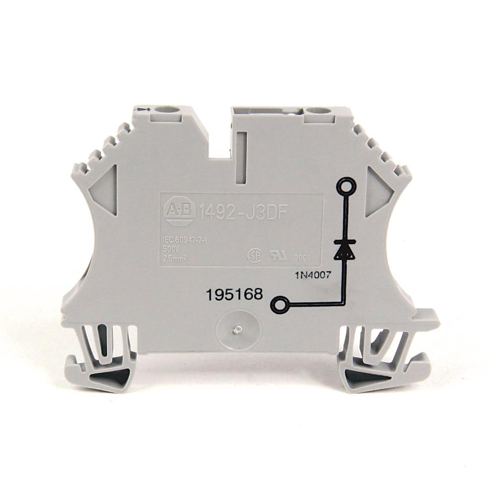 A-B 1492-J3 2.5 square mm Standard Terminal Block