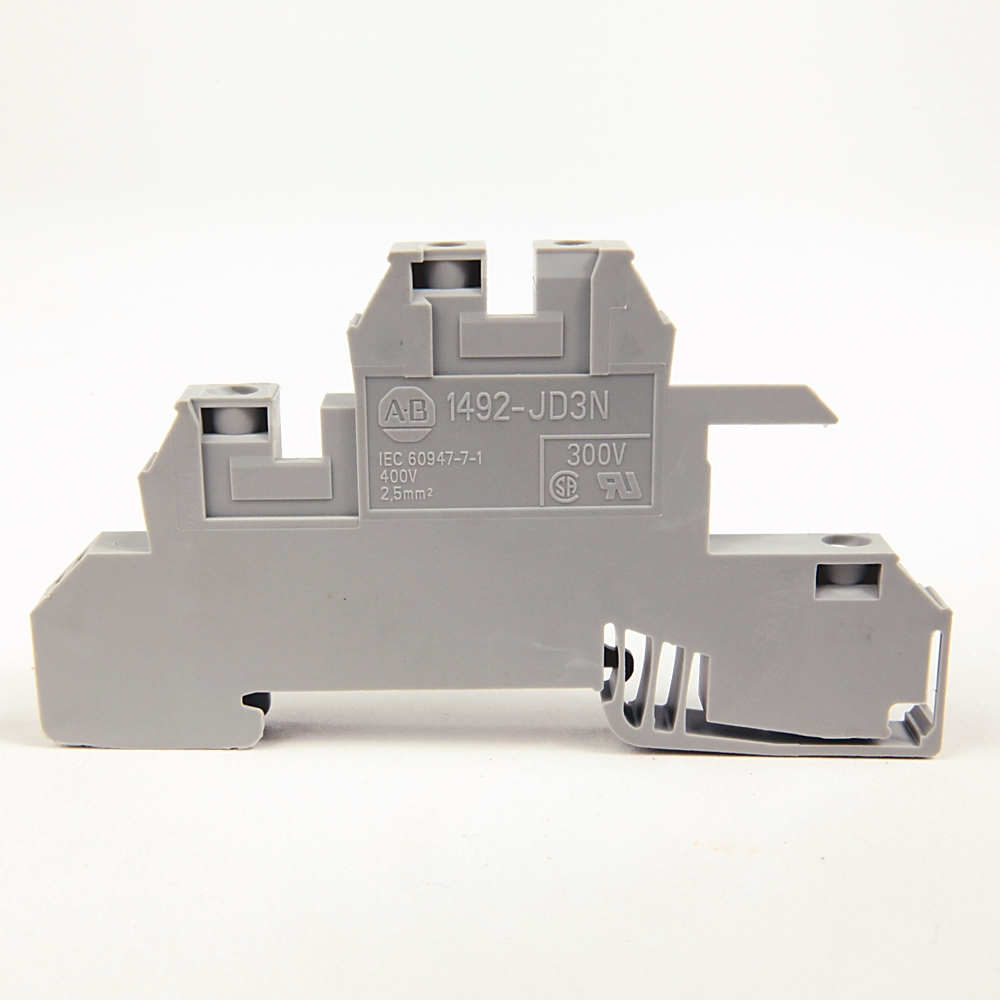 A-B 1492-JD3C 2.5 mm Double Level Terminal Block