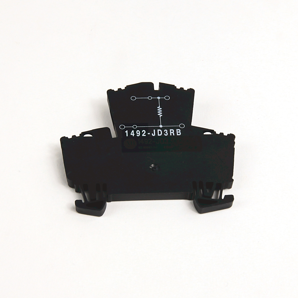 Allen-Bradley 1492-JD3RB121 1492 IEC Screw Te
