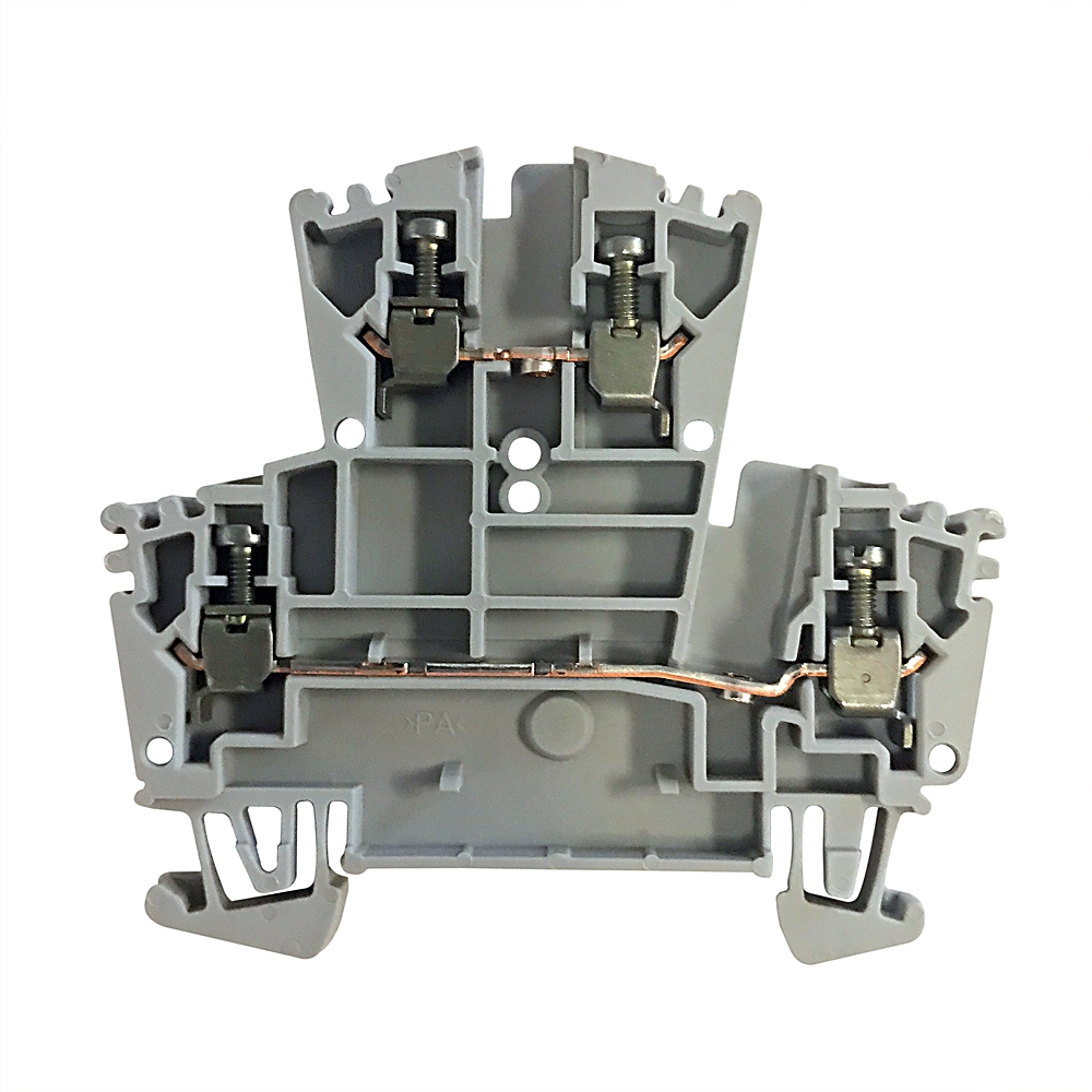 A-B 1492-JD3 2.5 mm Double Level Terminal Block