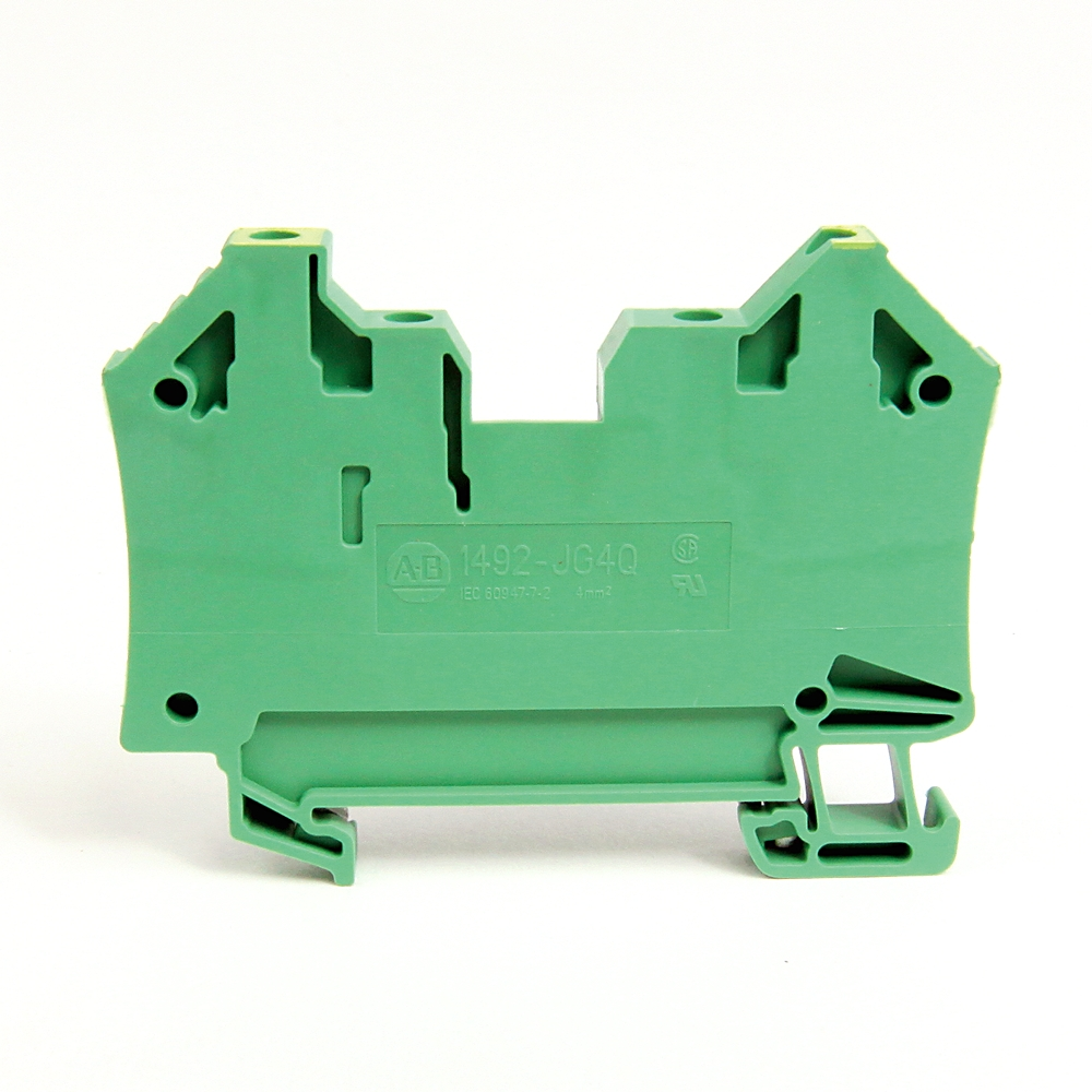 A-B 1492-JG2Q 1.5 square mm Ground Terminal Block