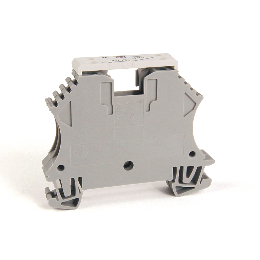 A-B 1492-JTC3N IEC 2-Ckt Thermocouple Blk,Type N,2.5mm