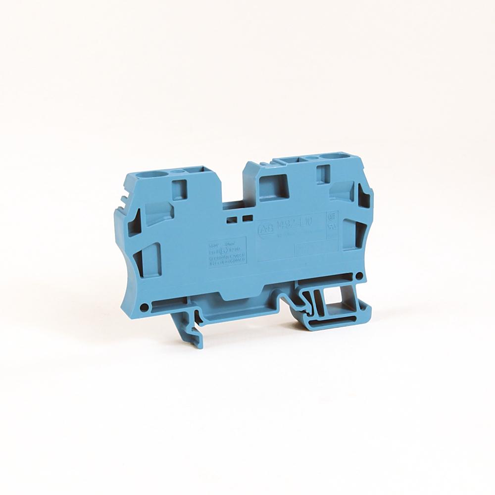 A-B 1492-L10 IEC Term Block 10x73.5x43.5mm Spr Clp