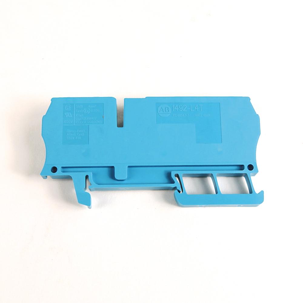 A-B 1492-L4T-B IEC Term Block 6.1x84x35.7mm Spr Clp