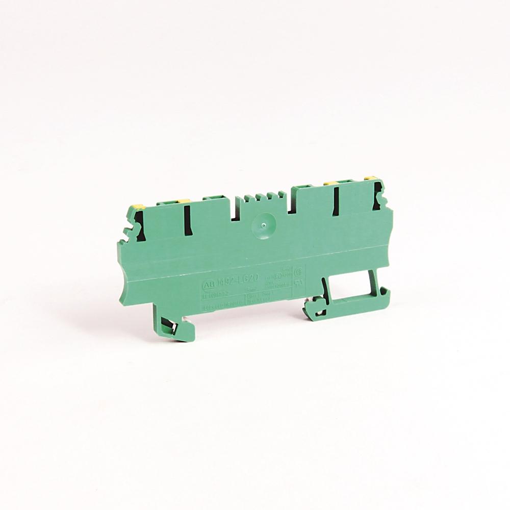 A-B 1492-LG2Q IEC Term Block 3.5x75x29.5mm Spr Clp