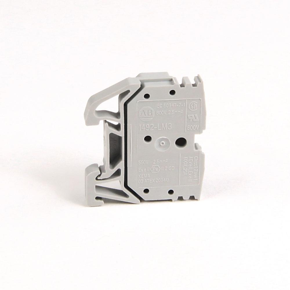 A-B 1492-LM3 IEC Mini Rail 5.1x33x26.3mm Spr Clp