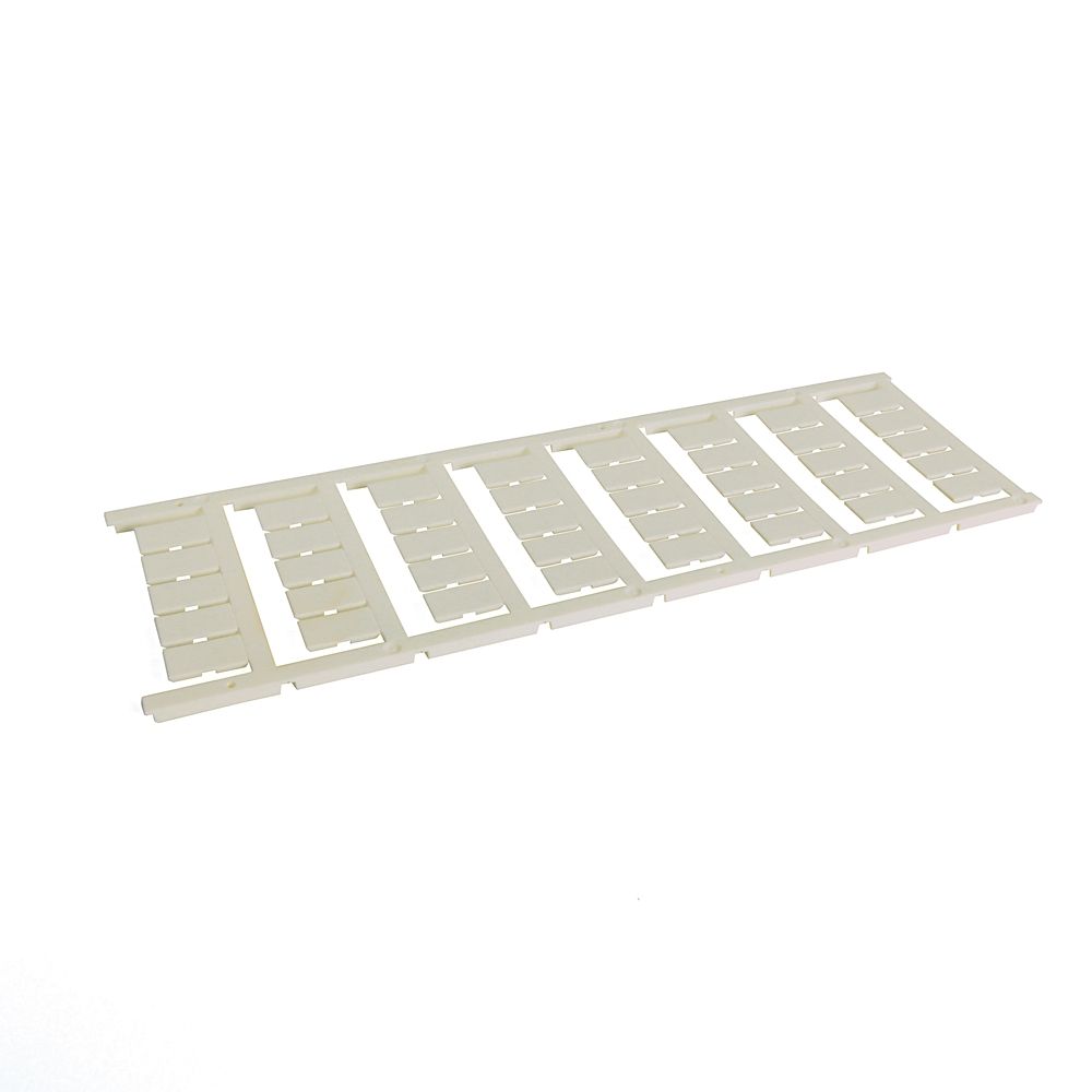 Allen-Bradley 1492-MS6X12V1-50 6 x 12 mm 1 to 50 Vertical Print Snap-In Linked Relay Marker Card