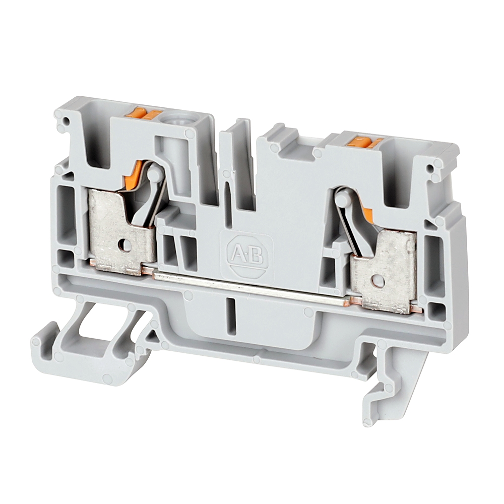 Bulletin 500 Nema Top Wiring Contactors For Motor Loads Rockwell Automation Revere Electric Allen Bradley 1492 P4 B Iec Feed Through Push In Terminal Block