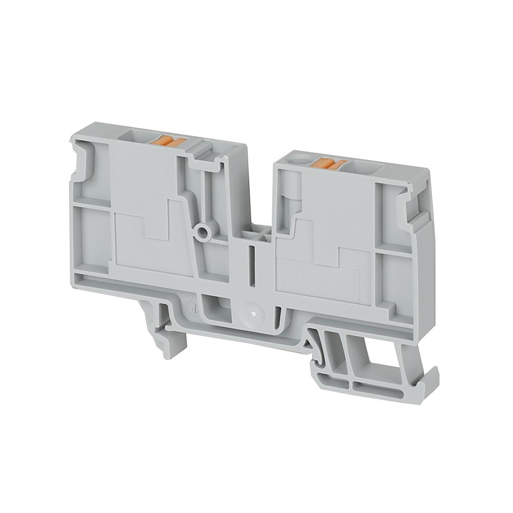 A-B 1492-P6D IEC Feed-Through Push-in Terminal Block